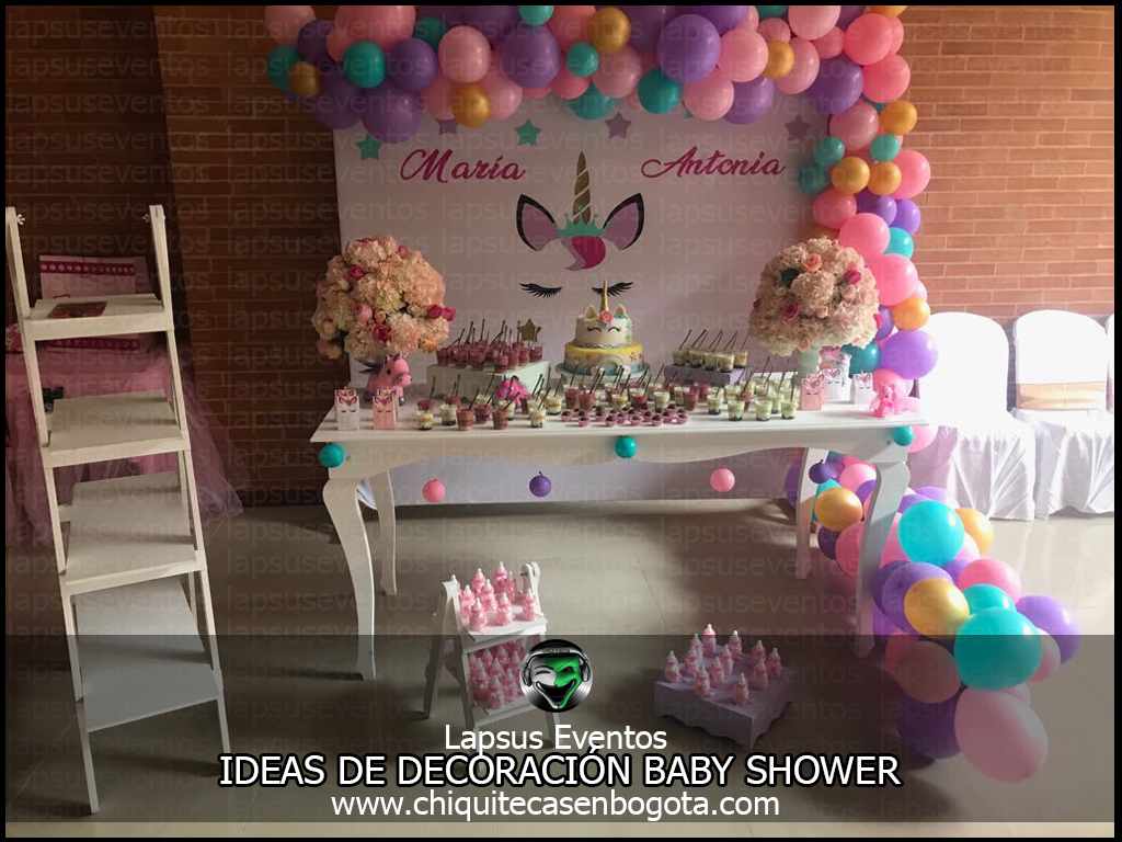 Decoraci n para baby shower lapsus tel 374 7470 300 for Decoracion simple para baby shower