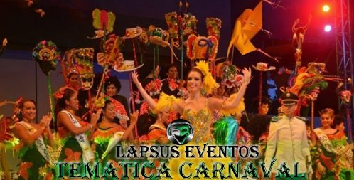 Tematica Carnaval de Barranquilla