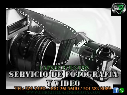 fotografia y video