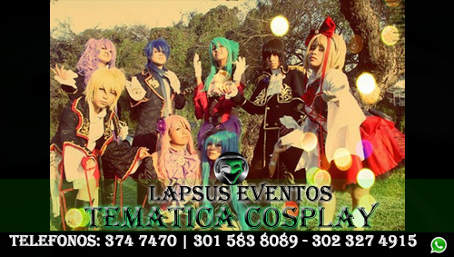Tematica Cosplay
