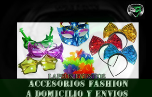 Venta de Accesorios Fashion