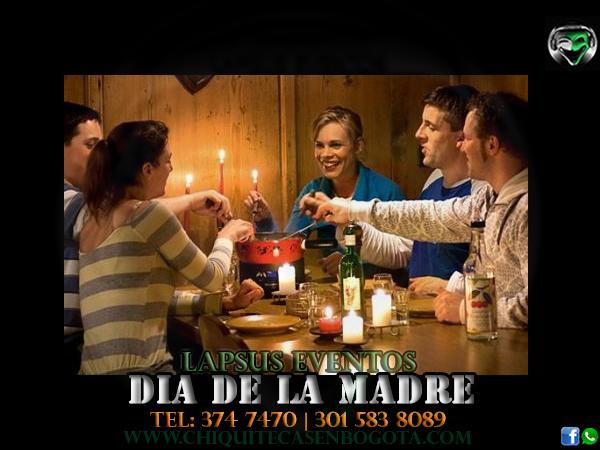 cena con familia