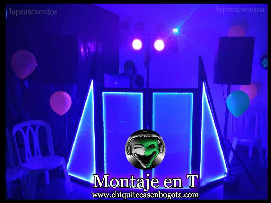 Miniteca Ultra Glow Party
