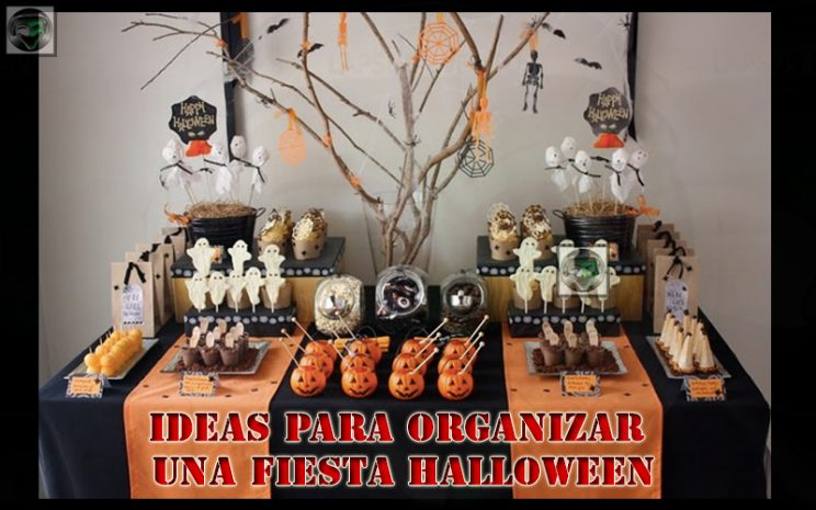 Ideas para organizar una fiesta halloween lapsus eventos - Ideas para fiesta de halloween ...