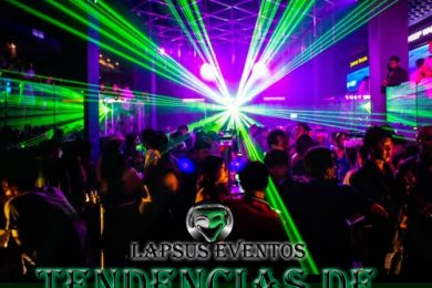 Tendencias de eventos 2017