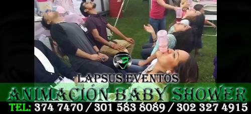 Baby shower en Bogota