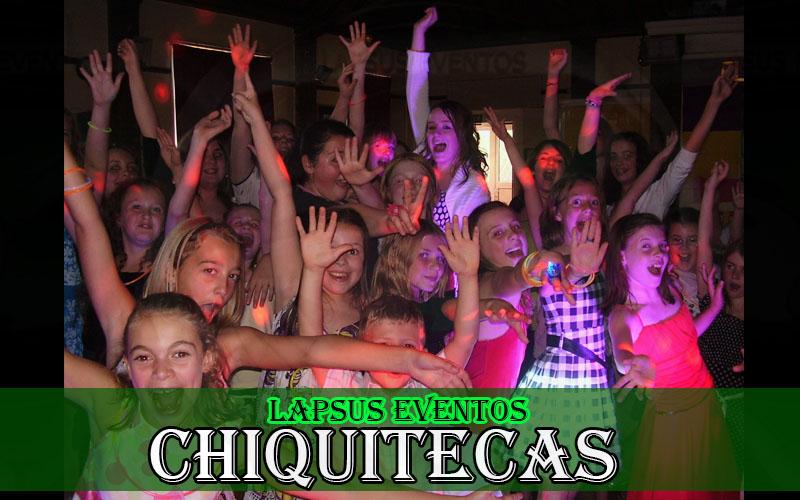 Chiquitecas en Bogota