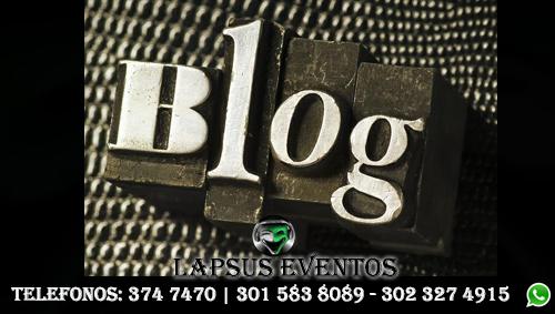 Blog de Lapsus Eventos