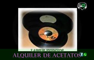 disco-acetato