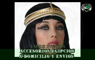 Venta de Accesorios Egipcios