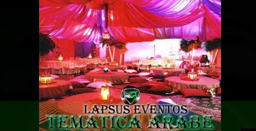 Fiesta Tematica Arabe
