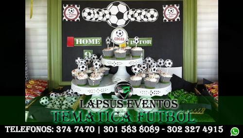 Tematica de Futbol
