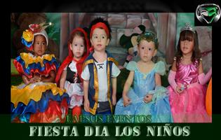 Celebracion para dia de los niños