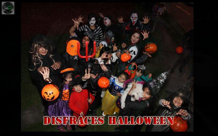 Ideas para organizar una fiesta Halloween