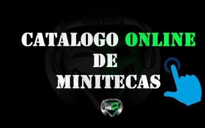 Minitecas en Bogota - Minitecas de 15