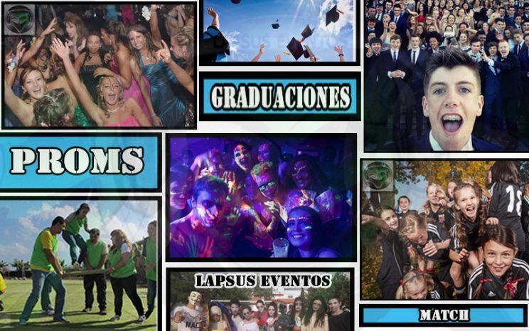 Proms Graduaciones para Colegios